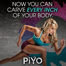 See dramatic weight loss results from PiYo